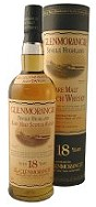 Glenmorangie 18 Year Single Malt Scotch Whisky